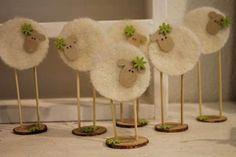 Nagyon cuki húsvéti figurák   PaGi Decoplage