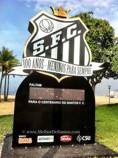 Centenário do Santos FC #Santos100Anos