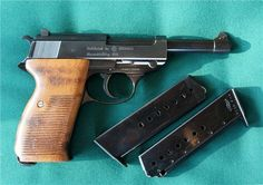 Walther P38 pistol Loading that magazine is a pain! Get your Magazine speedloader today! http://www.amazon.com/shops/raeind