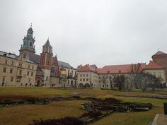 Wavel, Krakow, Poland