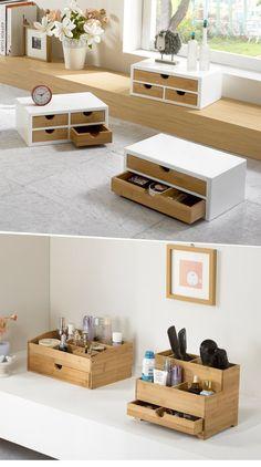 Home Decor Furniture, Diy Home Decor, Furniture Design, Desk Organization Diy, Diy Storage, Study Room Decor, Room Decor Bedroom, Diy Cardboard Furniture, Diy Casa