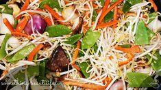 Asia Gemüse mit Basmati Reis und Putenstreifen Ethnic Recipes, Food, Asian Vegetables, Chef Recipes, Cooking, Essen, Meals, Yemek, Eten