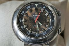 Tissot Navigator T 12,  cal. 431, ref. 40602 Watches, Ebay, Wrist Watches, Tag Watches, Watch