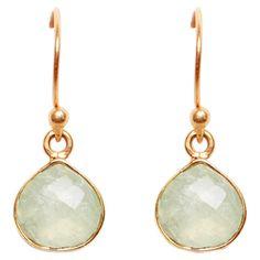 Kali Earrings in soft mint