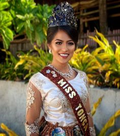 Miss Heilala South Pacific Evening | Beautiful Tonga Heilala Festival