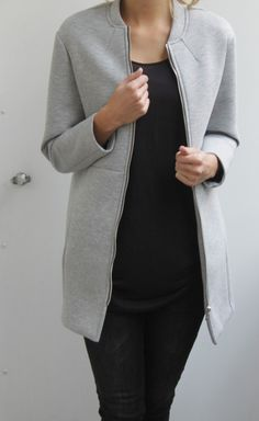 Outfit | Neopreen jacket - Boringthngs- Boringthngs