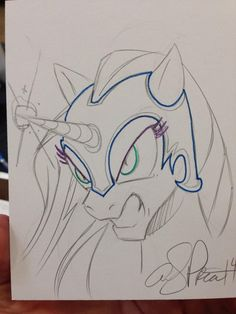 Equestria Daily: Awesome Sketches, Crossovers, and General Pony Sillyness from the Twitter of Andy Price - Round 2!