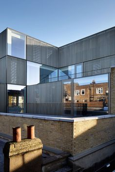 Curtain Road by Duggan Morris Architects