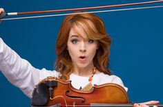 According to YouTube sensation Lindsey Stirling.