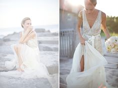Bridal Style Inspiration from Real Brides | Photo by Sarah Dicicco