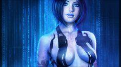 The gorgeous Cortana