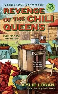 Review/Giveaway - Revenge of the Chili Queens by Kylie Logan
