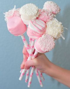 Related posts: Baby shower food for girl cake pink 30 Ideas Baby Shower Food For Girl Pink Princess Party Trendy Ideas Trendy baby shower food for girl pink cute ideas Ideas Pink (!) chocolate chip cookies and other baby shower food ideas for a girl or… Baby Shower Simple, Baby Shower Food For Girl, Baby Shower Cake Pops, Girl Shower, Baby Shower Favors, Baby Shower Themes, Shower Ideas, Bridal Shower, Baby Favors