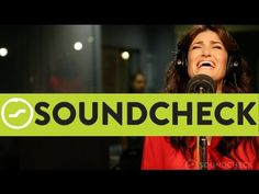 Idina Menzel: 'You Learn To Live Without,' Live On Soundcheck - YouTube