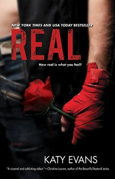 Real by Katy Evans: http://www.thereadingcafe.com/real-real-raw-and-ripped-1-by-katy-evans-a-review/