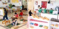 Aprendiendo con Montessori: ¿qué se ofrece en los ambientes Montessori de 3-6 años?