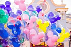 Disney Balloons, Bubbles, Tumblr, Tumbler