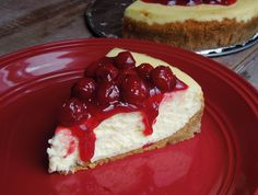 Learn how to make a perfectly-prepared cheesecake with this easy guide from Food.com.