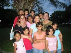 Some of the precious kiddos from Casa Bernabe Orphanage in Nicaragua. I miss them so much!