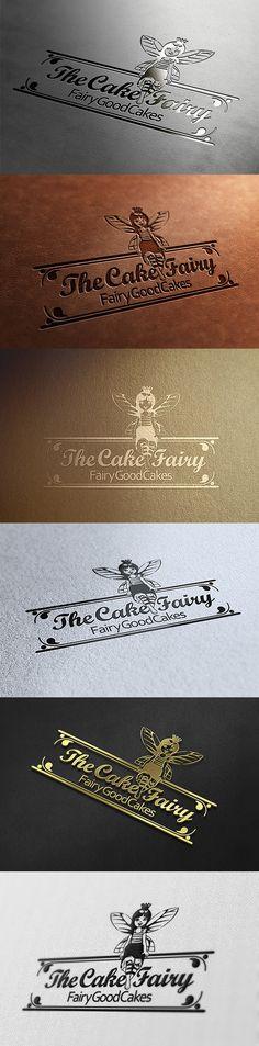 Logo Design for The Cake Fairy