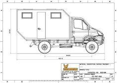 Iveco 4x4 fennec