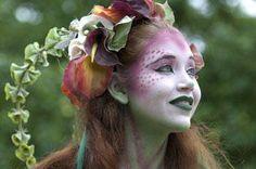pretty faerie face