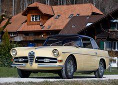 Alfa Romeo 1900 Coupe Lugano by Ghia-Aigle (1484) '1957–59