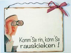 UH14 Berlin Türschild von Un-Art-Tick auf DaWanda.com