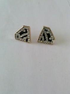 Betsey Johnson Supergirl  Earrings - $12