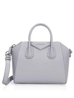 10436b8bc1fb GIVENCHY ANTIGONA MEDIUM LEATHER SATCHEL.  givenchy  bags  shoulder bags   hand bags  leather  satchel