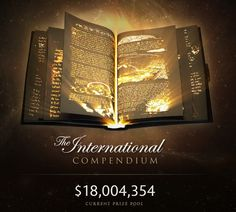 The International DOTA 2 Tourney is for $18 Million!