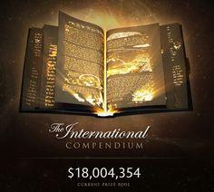 The International DOTA 2 Tourney is for $18 Million!