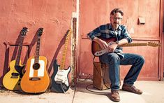 Marc Maron Talks Guitars and His Hit Podcast Series - GuitarPlayer.com