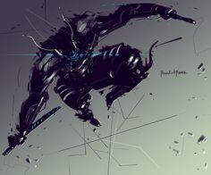 Moon Walker 1.0 by benedickbana.deviantart.com on @deviantART