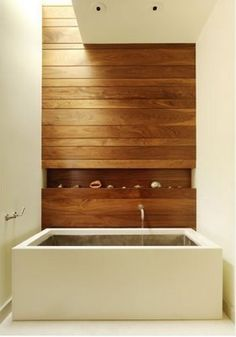dark timber colouring and size - interior