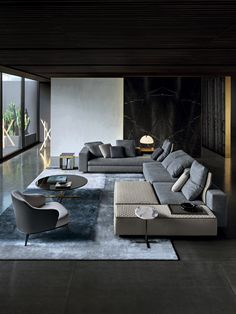 1000+ images about MINOTTI on Pinterest | Sofas, iPad and Holland ...
