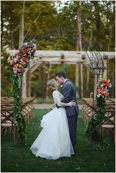 Gorgeous Autumn Wedding