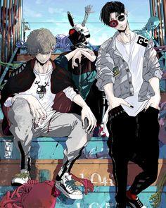Megumi and Tsugumi Chapter 3 page . Manga Art, Manga Anime, Anime Art, Character Inspiration, Character Art, Arte Dope, Handsome Anime, Another Anime, Wow Art