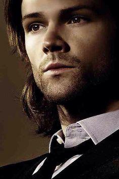 Jared's intense stare