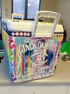 Jack Daniels side