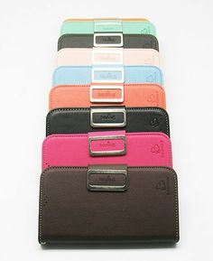 Galaxy Core Advance Baumus Leather Diary Wallet Case