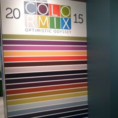2015 color trend forecast revealed at #neocon14 #neoconography @SWdesignPros