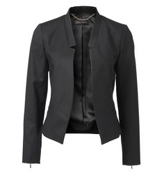 Ivy cut away blazer - Forever New