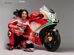 Ducati Motogp 2012 livery with Nicky Hayden
