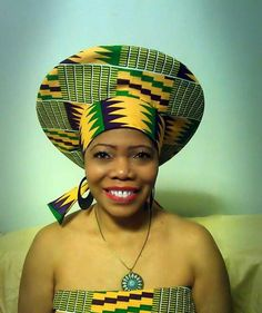 African Hair Wrap, African Hats, African Attire, African Wear, African Accessories, African Jewelry, African Lace Dresses, African Fashion Dresses, Fascinator Hats