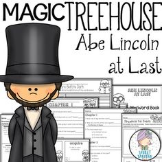 This 100+ page Magic Tree House unit is for Book #47.  While perfect for small group guided reading, it has also been used in a whole group setting for a read aloud or as a packet for independent students to work on at their own pace.NO PREP, low prep, and minor prep options are included.
