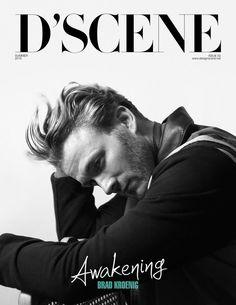 Brad Kroenig  for D'Scene Magazine Summer 2015
