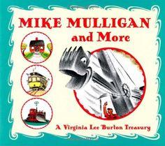 Virginia Lee Burton, Fabulous Children's Books Author | Deep Roots at Home