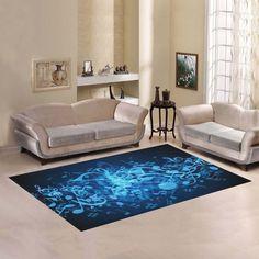 D-Story Sweet Home Art Floor Decor Music Notes Area Rug Carpet Floor Rug 7'x5' For Living Room Bedroom *** For more information, visit image link. (This is an affiliate link) #AreaRugsRunnersandPads