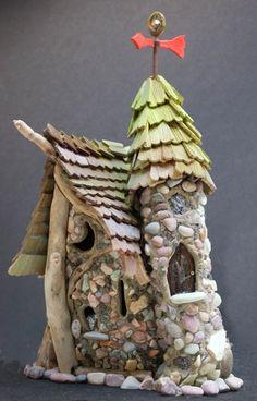 Fairy house by Carol Yamada